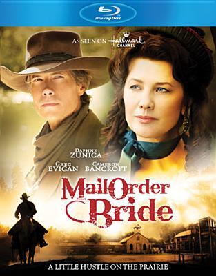 MAIL ORDER BRIDE BY ZUNIGA,DAPHNE (Blu-Ray)